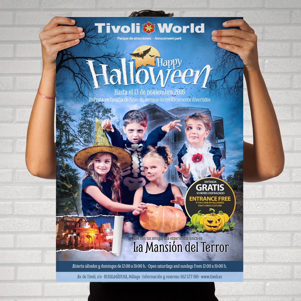 Tiivoli Cartel Halloween