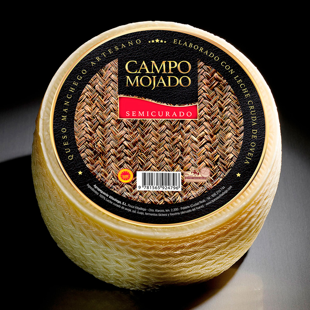 packaging Queso Campomojado