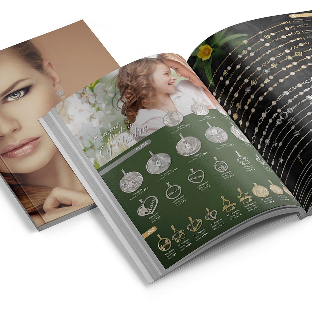 Catálogo Joyería